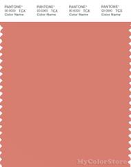 PANTONE SMART 16-1532X Color Swatch Card, Crabapple