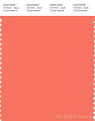 PANTONE SMART 16-1541X Color Swatch Card, Camellia