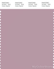 PANTONE SMART 16-3205X Color Swatch Card, Mauve Shadows