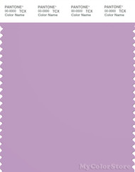PANTONE SMART 16-3521X Color Swatch Card, Lupine