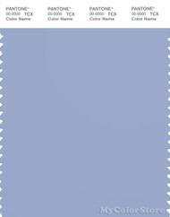 PANTONE SMART 16-3922X Color Swatch Card, Brunnera Blue
