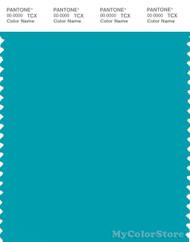 PANTONE SMART 16-4834X Color Swatch Card, Bluebird