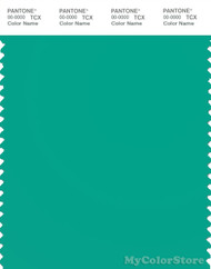 PANTONE SMART 16-5533X Color Swatch Card, Arcadia