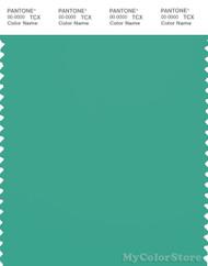 PANTONE SMART 16-5721X Color Swatch Card, Marine Green