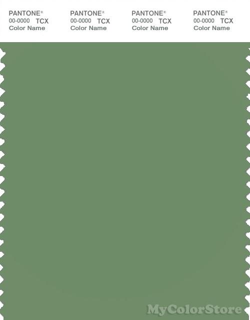 PANTONE SMART 17-0119X Color Swatch Card, Turf Green