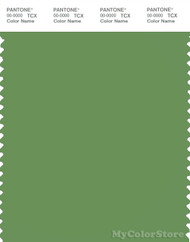 PANTONE SMART 17-0133X Color Swatch Card, Fluorite Green