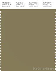 PANTONE SMART 17-0627X Color Swatch Card, Dried Herb