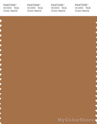 PANTONE SMART 17-1137X Color Swatch Card, Cashew