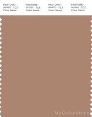 PANTONE SMART 17-1226X Color Swatch Card, Tawny Brown