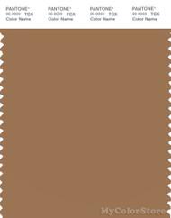 PANTONE SMART 17-1327X Color Swatch Card, Tobacco Brown