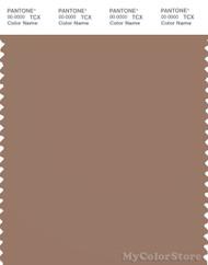 PANTONE SMART 17-1417X Color Swatch Card, Beaver Fur