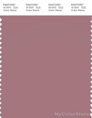 PANTONE SMART 17-1512X Color Swatch Card, Nostalgia Rose