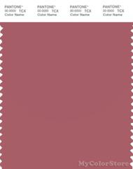 PANTONE SMART 17-1522X Color Swatch Card, Mauvewood