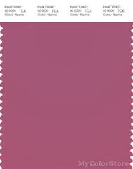 PANTONE SMART 17-1818X Color Swatch Card, Red Violet