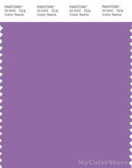 PANTONE SMART 17-3628X Color Swatch Card, Amethyst Orchid