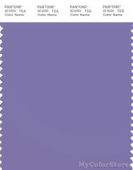 PANTONE SMART 17-3826X Color Swatch Card, Aster Purple