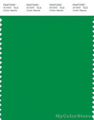 PANTONE SMART 17-6153X Color Swatch Card, Fern Green