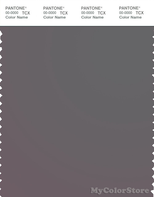 PANTONE SMART 18-0000X Color Swatch Card, Smoked Pearl