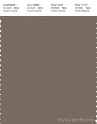 PANTONE SMART 18-1112X Color Swatch Card, Walnut
