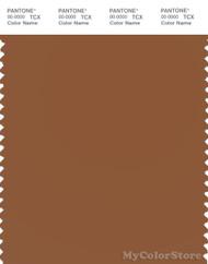 PANTONE SMART 18-1148X Color Swatch Card, Caramel Cafe