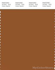 PANTONE SMART 18-1154X Color Swatch Card, Glazed Ginger