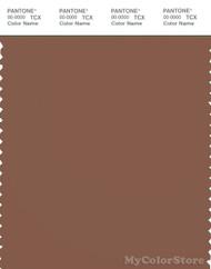 PANTONE SMART 18-1229X Color Swatch Card, Carob Brown