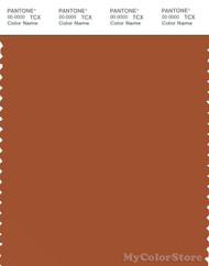 PANTONE SMART 18-1250X Color Swatch Card, Bombay Brown