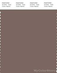 PANTONE SMART 18-1312X Color Swatch Card, Deep Taupe