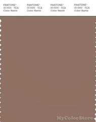 PANTONE SMART 18-1321X Color Swatch Card, Brownie