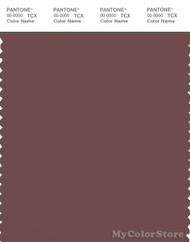 PANTONE SMART 18-1415X Color Swatch Card, Marron