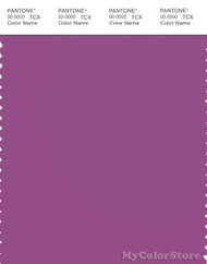PANTONE SMART 18-3025X Color Swatch Card, Striking Purple