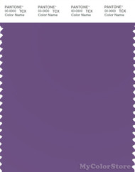 PANTONE SMART 18-3635X Color Swatch Card, Picasso Lily