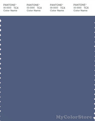 PANTONE SMART 18-3920X Color Swatch Card, Coastal Fjord