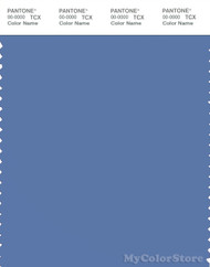 PANTONE SMART 18-3937X Color Swatch Card, Blue Yonder