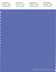 PANTONE SMART 18-3946X Color Swatch Card, Baja Blue