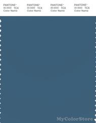 PANTONE SMART 18-4023X Color Swatch Card, Blue Ashes