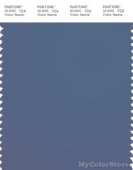 PANTONE SMART 18-4027X Color Swatch Card, Moonlight Blue