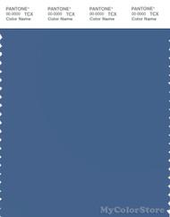 PANTONE SMART 18-4029X Color Swatch Card, Federal Blue