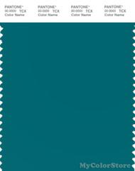 PANTONE SMART 18-4728X Color Swatch Card, Harbor Blue