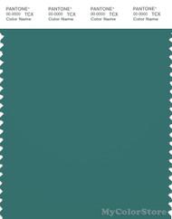 PANTONE SMART 18-5618X Color Swatch Card, Deep Jungle