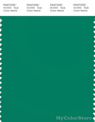 PANTONE SMART 18-5841X Color Swatch Card, Pepper Green