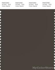 PANTONE SMART 19-0608X Color Swatch Card, Black Olive