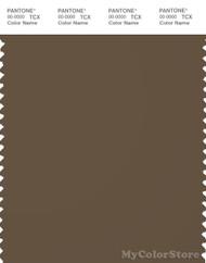 PANTONE SMART 19-0617X Color Swatch Card, Teak