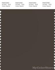 PANTONE SMART 19-0812X Color Swatch Card, Coffee