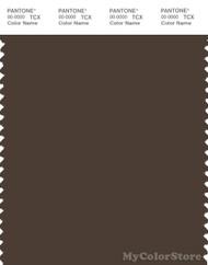 PANTONE SMART 19-0814X Color Swatch Card, Slate Black