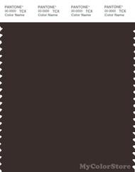 PANTONE SMART 19-1106X Color Swatch Card, Mole