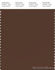 PANTONE SMART 19-1218X Color Swatch Card, Potting Soil