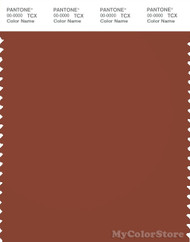 PANTONE SMART 19-1245X Color Swatch Card, Arabian