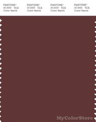 PANTONE SMART 19-1327X Color Swatch Card, Andorra