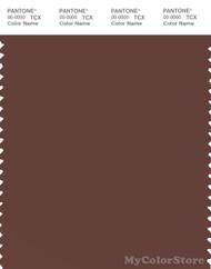 PANTONE SMART 19-1431X Color Swatch Card, Fudgesickle